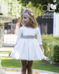 Dress Peonía (6m-6a)