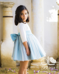 Dress Velo al Viento (7 to 10 years)